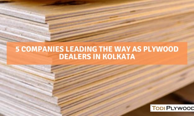 5 Companies Leading the Way as Plywood Dealers in Kolkata