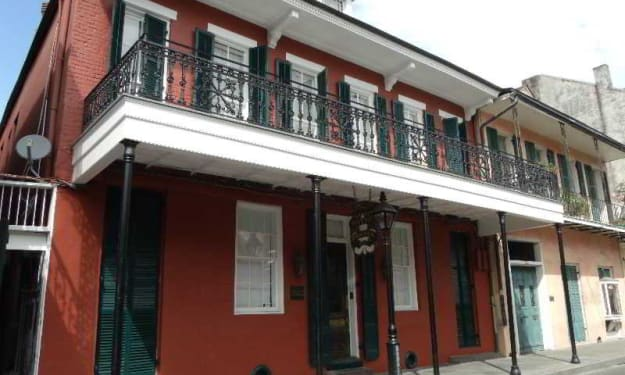 Haunted Hotels of New Orleans