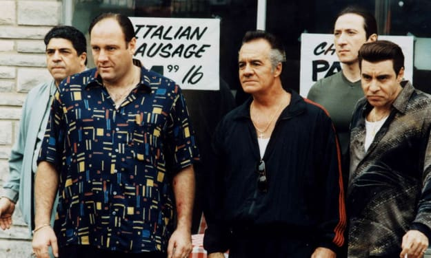 """My Review of """"The Sopranos: Season 2"""""""