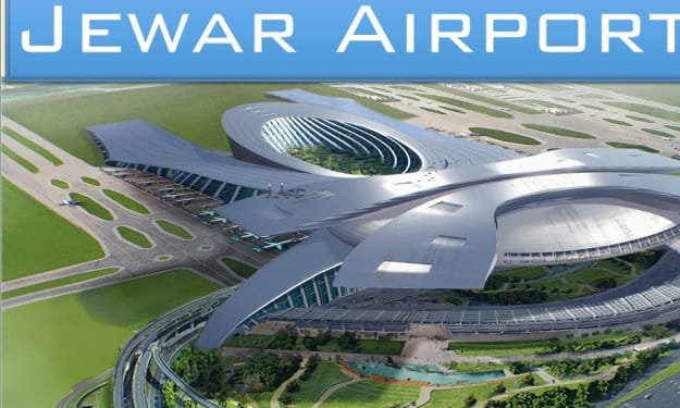 Jewar Airport: A Game-Changer For The Real Estate Market.