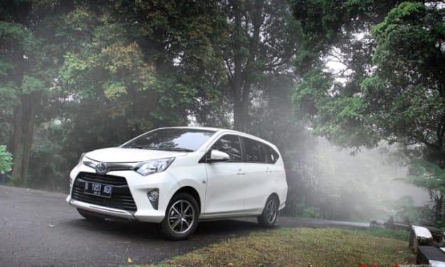 Confused to Choose Toyota Calya 2021 Metic or Manual Type? Know the Difference