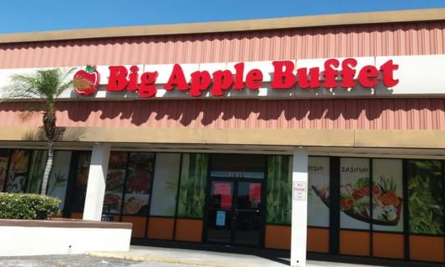 For the Buffet Lovers in St. Pete