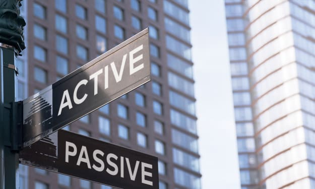 Passive vs Active Investing in Real-Estate