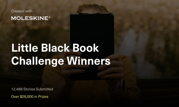Little Black Book Challenge Winners