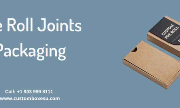 Pre Rolled Joints Packaging at Best Price in London, UK