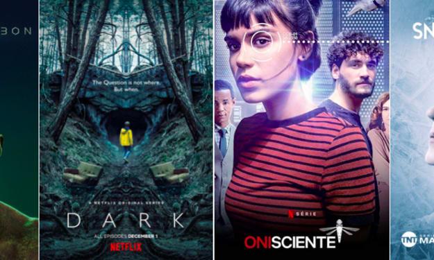Top 10 Sci-Fi Series On Netflix