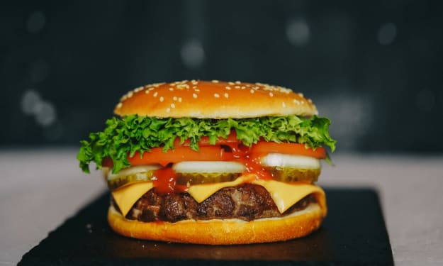 Insights and tales from the years of a McDonald's burger flipper in 90sLondon……