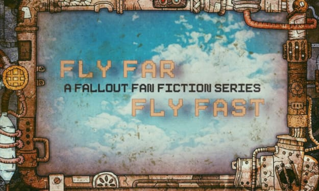 Fly Far, Fly Fast Episode 3