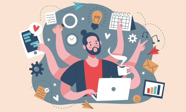 How A Person With Low Attention Span Can Get Work Done
