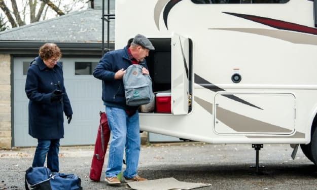Organization Gadgets for RVs: RVing in Retirement