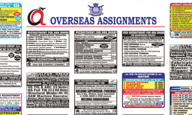 Assignment Abroad