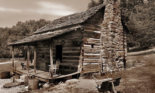 The Cabin Upon The Hill