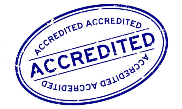 Online Accreditation - The Mark of Quality