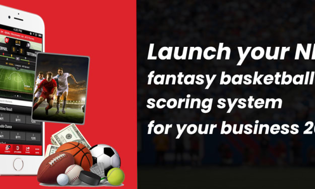Launch your NBA fantasy basketball scoring system for your business 2021