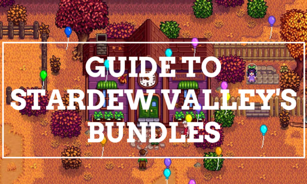 Guide to Stardew Valley's Bundles (by Season - Spring)