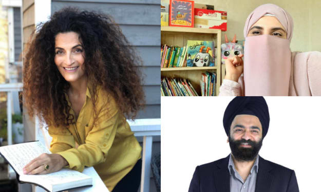 Poets & writers team up to help people stay connected