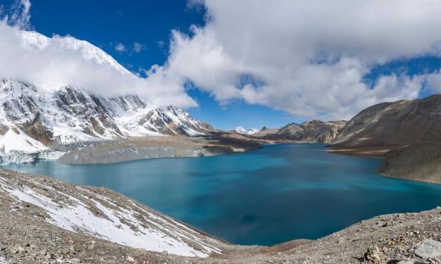 Highest lake: Tilicho lake Trek