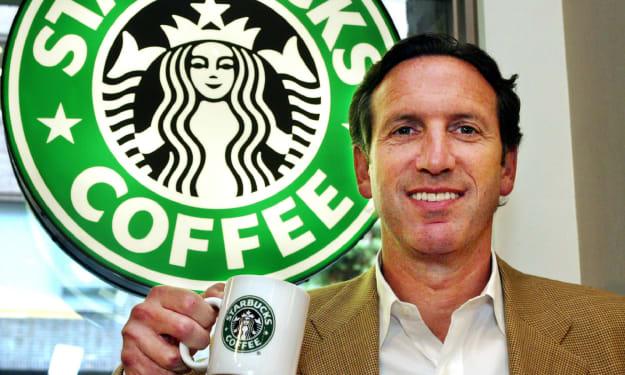 How Bill Gates Saved Starbucks