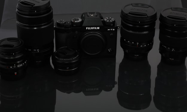 Why Your Next Camera Should Be Mirrorless