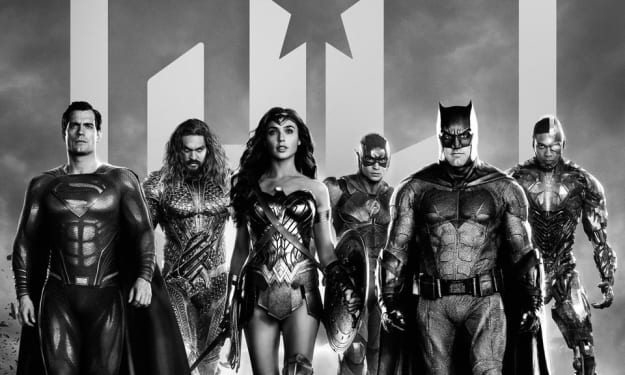 Zack Snyder's Justice League: The Definitive DC Experience