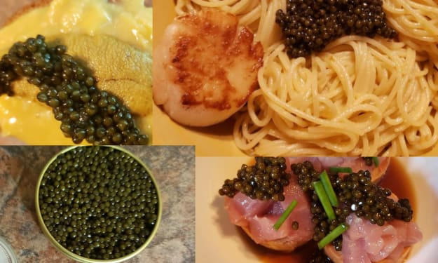 Reviewing Imperia Caviar