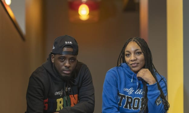 An Exclusive Interview with Branding Tycoon's SCOTTY TOOFLY and Cali Jade -The Entertainment Industry's New Power Couple