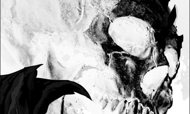 Black & White Horror Comics #1