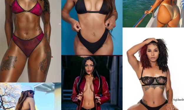 The 16 Hottest Winter Bods in Women's Sports of 2021