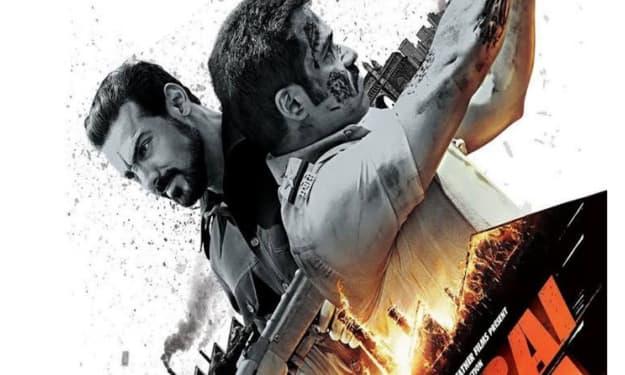 Mumbai Saga(2021)- Review