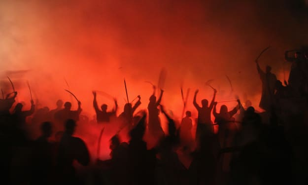 Hell is War
