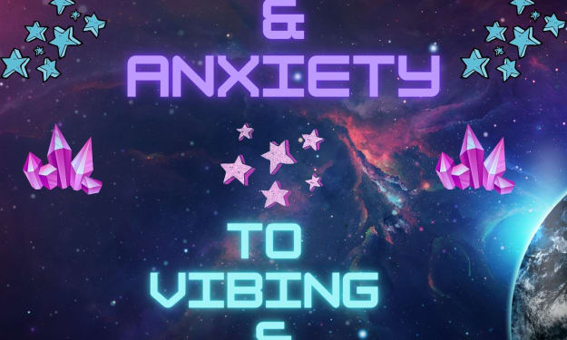 From Anxiety & Fear to Shining & Vibing!