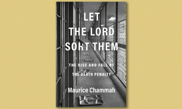 """Book Review: """"Let the Lord Sort Them"""" by Maurice Chammah"""