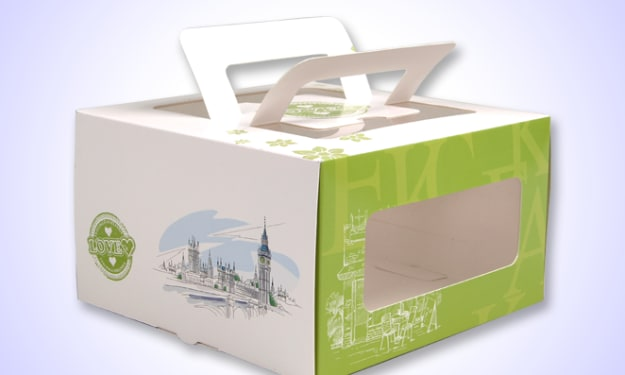 Custom cake Boxes Increase Your Brand's Reputation