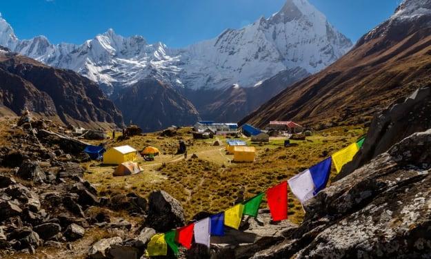 Annapurna Base Camp Trek In 2021