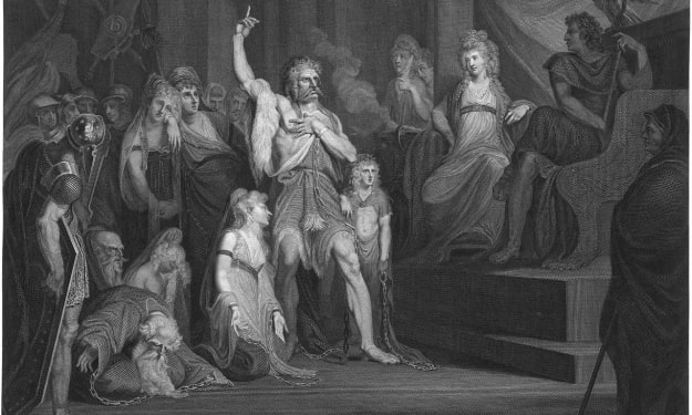 Caratacus: The King who Lost Britain to the Roman Empire