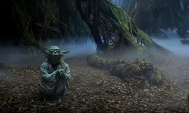 The Reason Yoda Exiled Himself To Dagobah