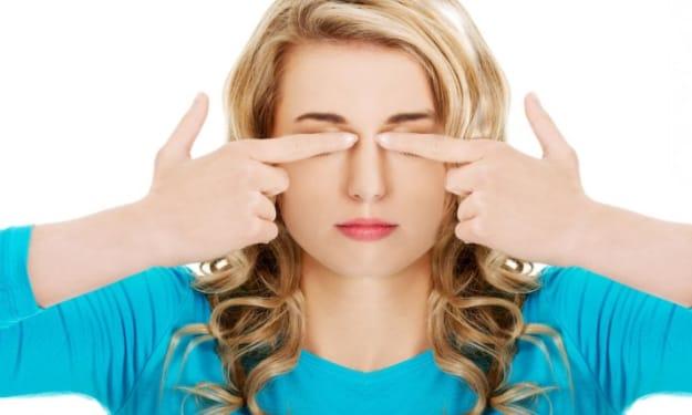 Easy Eye Exercises That Keep Your Eyes Healthy