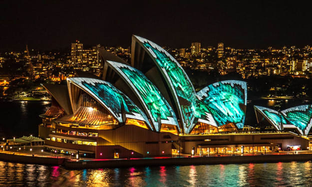 Top-rated Ways To See The Lights At Vivid Sydney