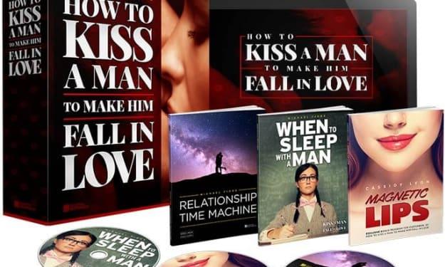 Weird Kissing Program Creates Massive Conversions For Female Traffic