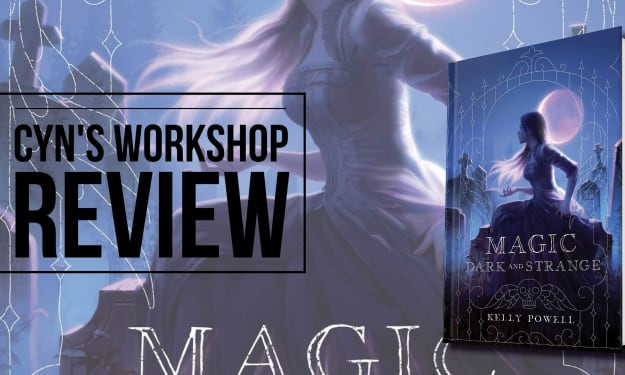 Review of 'Magic Dark and Strange'