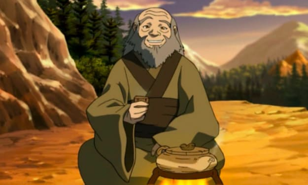 If you love The Last Airbender (the live-action movie), then have I got a show for you!