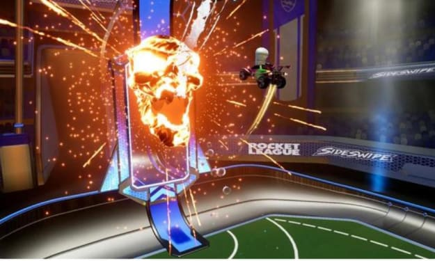 Cheer up! The most waited 'Rocket League' game is now available for mobile devices.