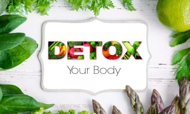 6 Simple Ways To Detox Your Body