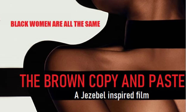 The Brown copy and paste