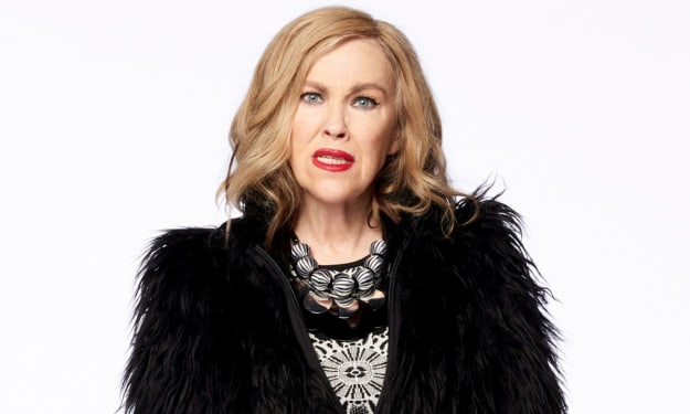 RIP Moira Rose, You've Just Been Gilmored