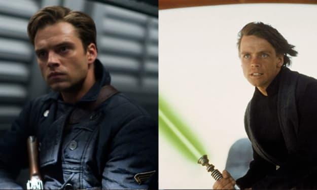 Sebastian Stan Responds To Luke Skywalker Casting Rumors