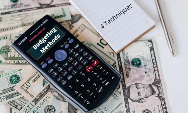 4 Budgeting Methods That Will Help You Manage Your Money