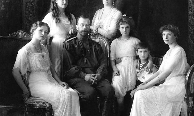 The End of the Romanovs