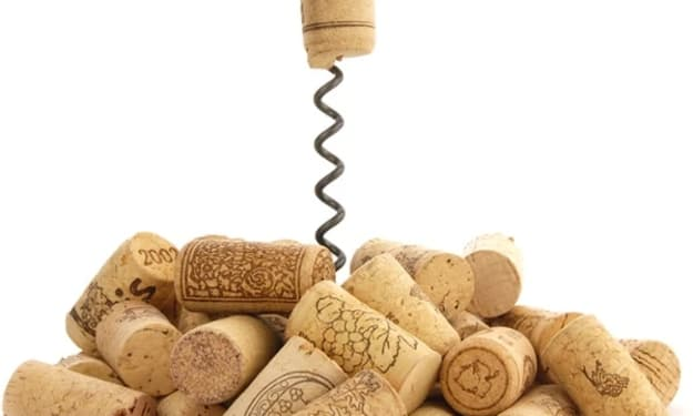 All Corked Up