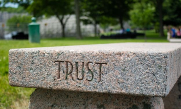 Trust Is a Shared Responsibility in Relationships